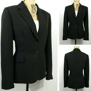 Tahari Black fully lined Blazer/ jacket size 12